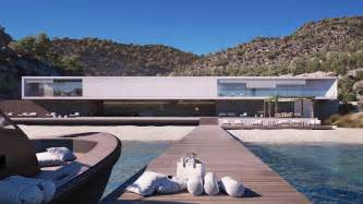 home design concept with beach background photo 1 superhouse concept by magnus strom is modern lap of luxury