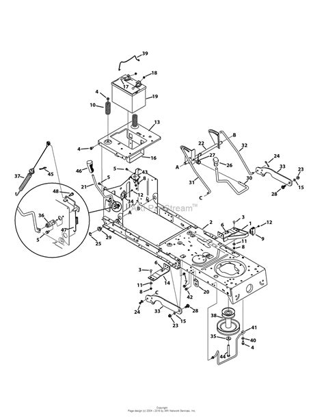 troy bilt pony mower parts diagram troy bilt pony mower wiring diagram engine diagram and