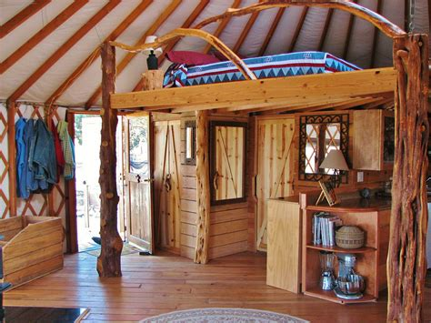 Cottage Company Floor Plans Yurt Interiors Pacific Yurts