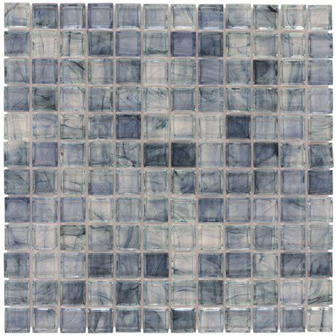 aries arctic breeze glass mosaic tile qdi surfaces