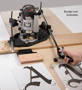 router alphabet templates router pantograph valley tools