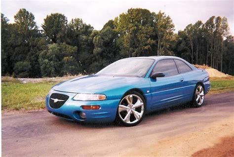 97 Chrysler Sebring by Rydnlowon18s 1997 Chrysler Sebring Specs Photos