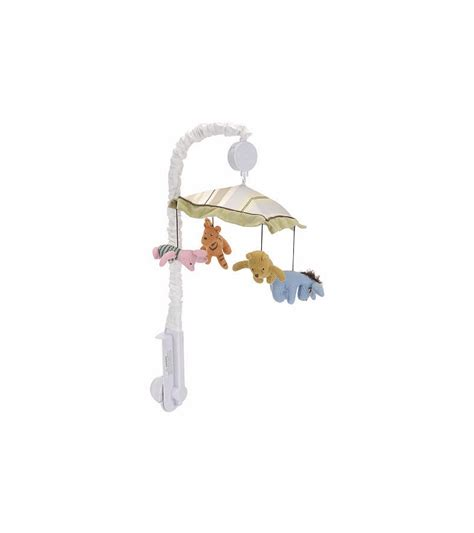 kidsline winnie the pooh together time musical mobile