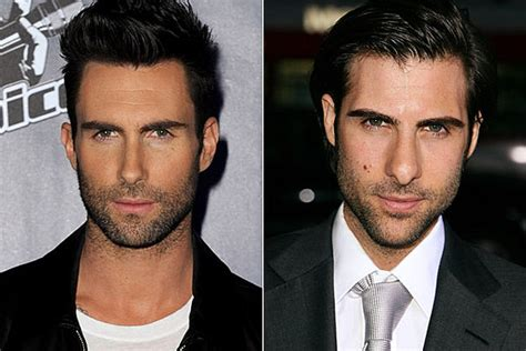 actor who looks like mr bean adam levine jason schwartzman celeb look alikes