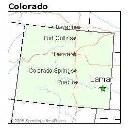 best places to live in lamar colorado