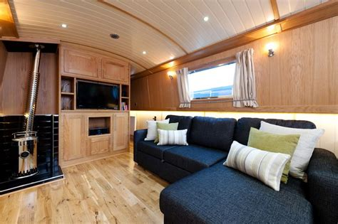 John Lewis Kitchen Design Luxury Widebeam Canal Boat For Hire