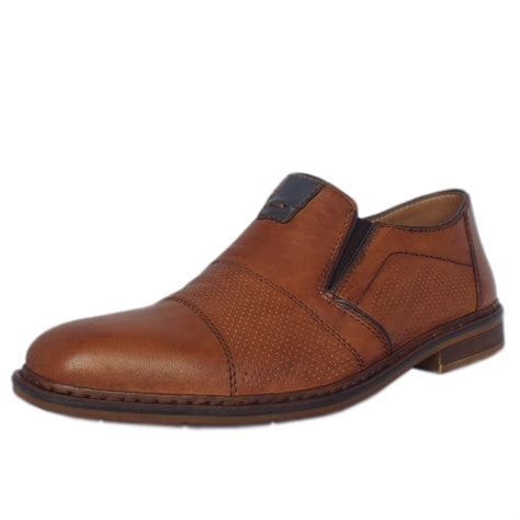 summer mens boots rieker hemmingway s smart casual shoe in leather