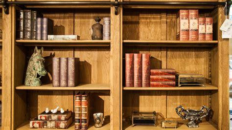 librerie in legno grezzo dalani libreria in legno massello ordine alla cultura
