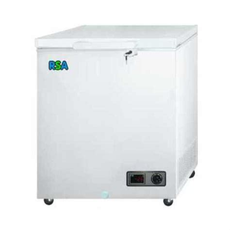 Freezer Box 500 Liter rsa cf 100 chest freezer 100 liter elevenia