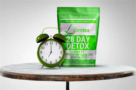 Slim Tea Nigeria 28 Days Detox by Slimtea 28 Days Detox Allessentials