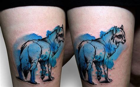 tatuaggi astratti colorati pain ting 04 keblog