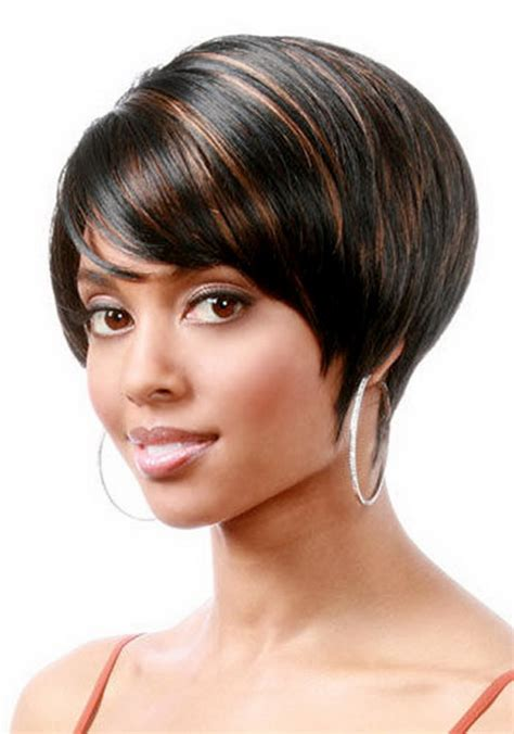 black hairstyles for women in their 40s short haircuts for black women over 40