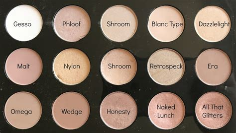 Mac Single Eyeshadow mac single eyeshadow collection 60 eyeshadows review
