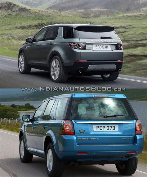 older land rover discovery land rover discovery sport vs freelander rear indian