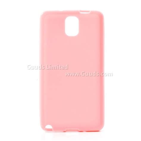 Jelly Galaxy Note 3 N9000 jelly tpu gel cover for samsung galaxy note 3 n9000 n9005