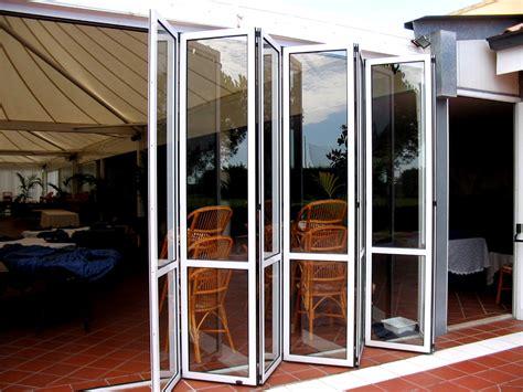 mobili in alluminio vetrate mobili in alluminio ab serramenti