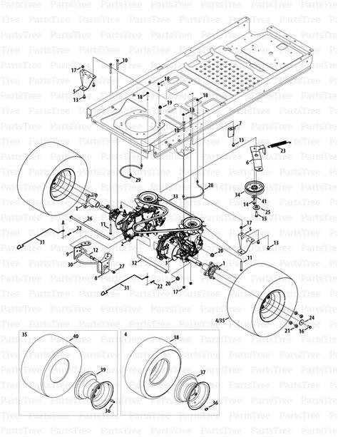 cub cadet rzt 50 parts diagram cub cadet rzt s42 17wf2bds010 17wf2bds210 17wf2bds056