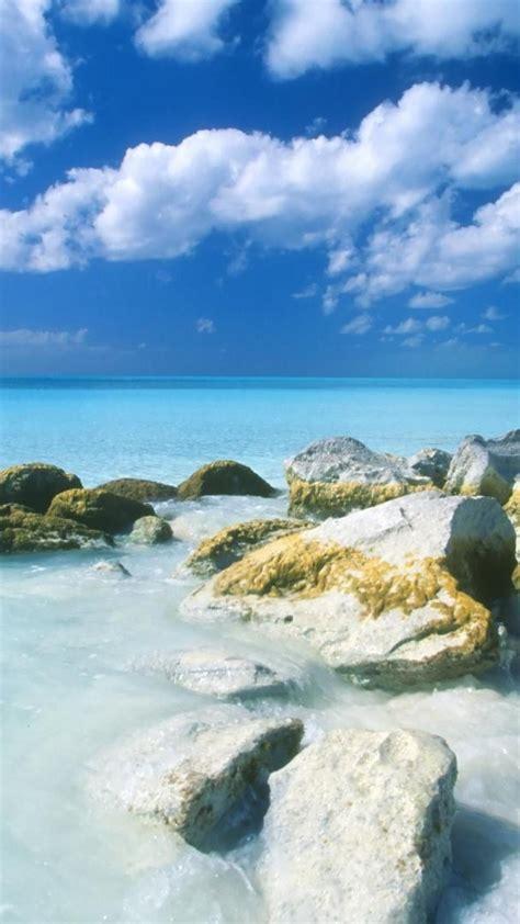 nature beach bahamas long island wallpaper
