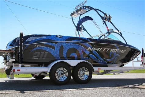 nautique boat wraps summertime wraps are heating up car wrap city