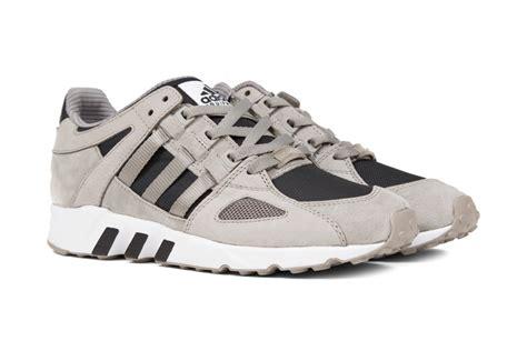 adidas eqt guidance 93 feather grey sneaker freaker adidas equipment guidance 93 grey feather sneaker bar