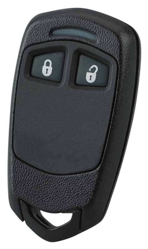honeywell 5834 2 wireless 2 button security key fob