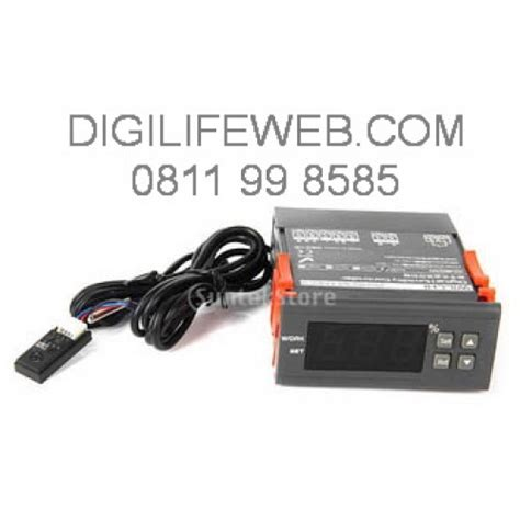 Alat Pengontrol Kelembaban Humidity Controller 220v Wh8040 Akurat hygrostat willhi wh8040 pengatur kelembaban humidistat