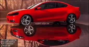 2015 Dodge Avenger Srt 2016 Chrysler Dodge Ram And Jeep Cars Trucks And Minivans