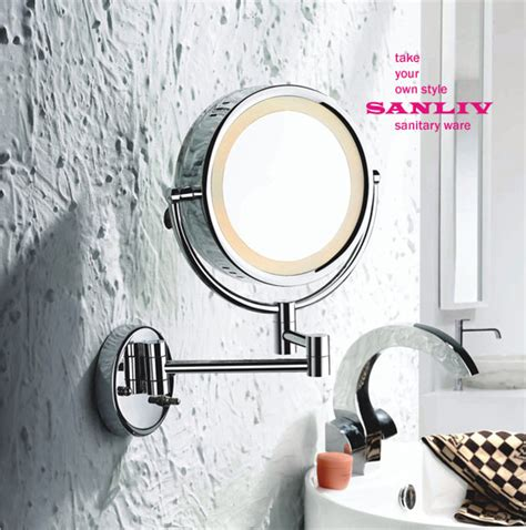 wall mounted lighted makeup mirror lighted makeup mirrors vs wall mounted vanity mirrors