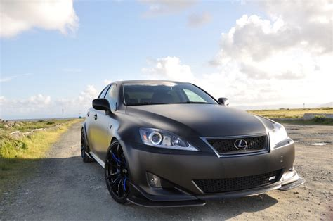 widebody lexus is350 wide body lexus is350 matte black 21 forcegt com