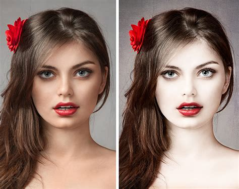 tutorial edit photo with photoshop how to create a porcelain skin effect in adobe photoshop