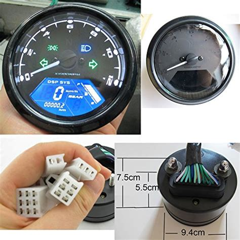 Speedometer Atau Kilometer R High Quality best and coolest 11 digital speedometers 2018