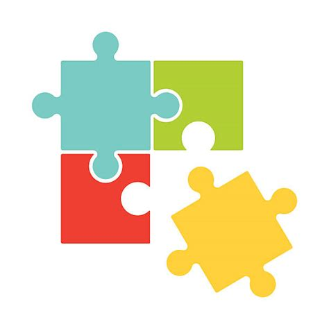 puzzle design elements vector royalty free jigsaw puzzle clip art vector images