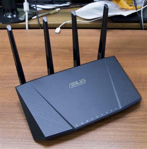 Router Asus 3 Antena asus rt ac87u 4 antenna usb 30 dual band wireless ac2400