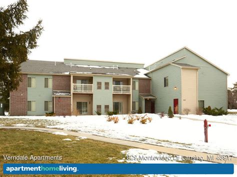 One Bedroom Apartments In Lansing Mi by Verndale Apartments Lansing Mi Apartments For Rent