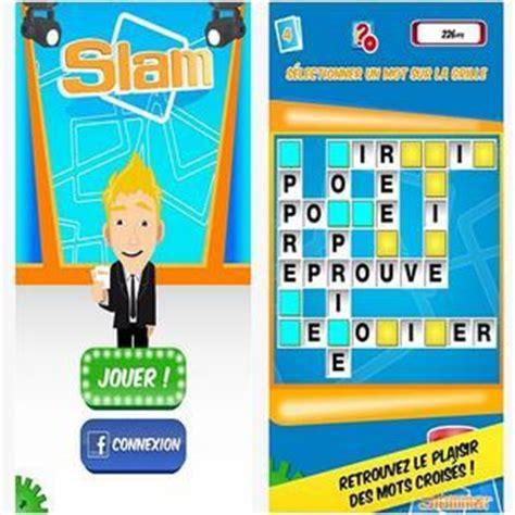 Jeux De Lettre Mobile T 233 L 233 Charger Slam Ios App Store
