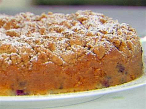 ina garten easy desserts blueberry crumb cake recipe ina garten cake recipes