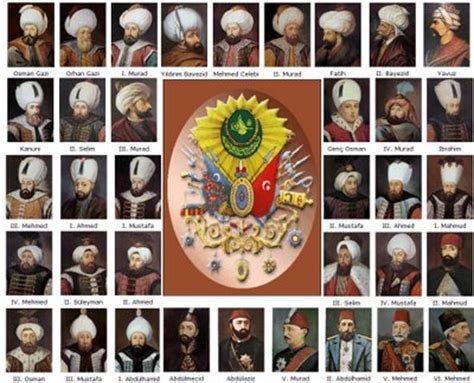 ottoman empire list of sultans ottoman empire house of osman