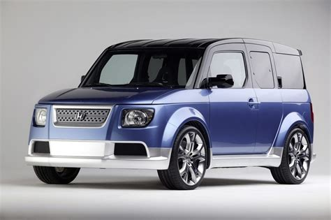 2019 Honda Element by 2019 Honda Element Review Release Date Redesign