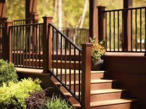 Design For Metal Deck Railings Ideas Stairs The Right Steps On Building Deck Stair Railing Building Deck Railing Building Deck
