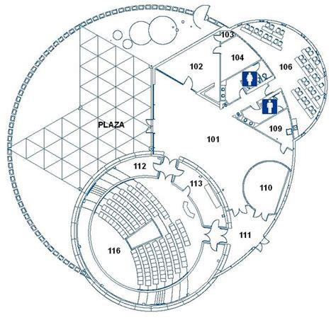 planetarium floor plan gheens science hall and rauch planetarium diploma