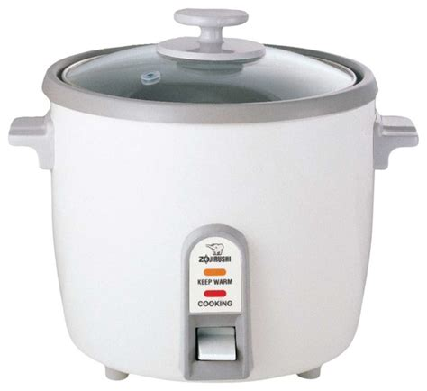 specialty kitchen appliances zojirushi nhs 18 rice cooker and steamer 10 cup