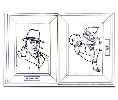 gangsta rap coloring book gangsta rap coloring book 02 retrenders