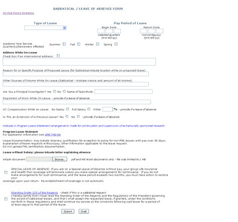 application letter for emergency leave leave application form for office child worker cover