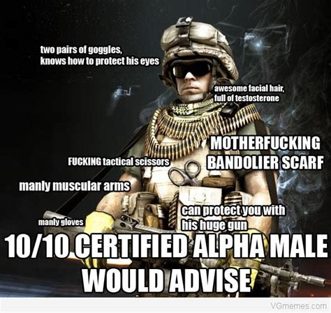 Battlefield Memes - battlefield 3 memes battlefield 3 male analysis 7 0 out of 10 based on 3 ratings gamers