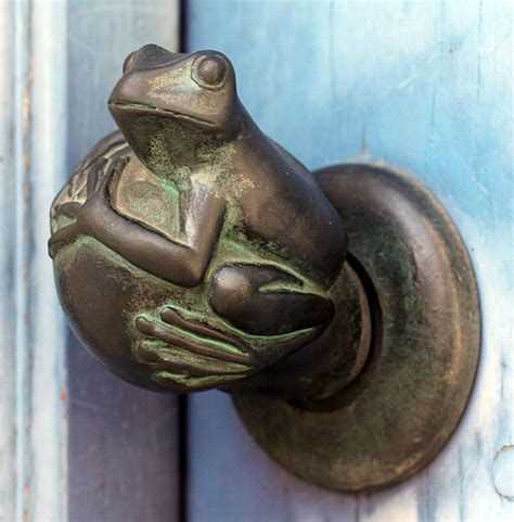 Cool Door Knob by Knock Knock 15 Strange And Door Knobs Of
