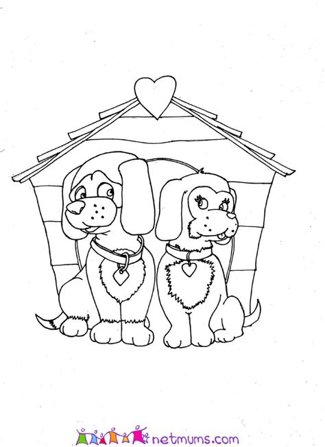 i love you puppy coloring pages colouring and puzzles peggylicious