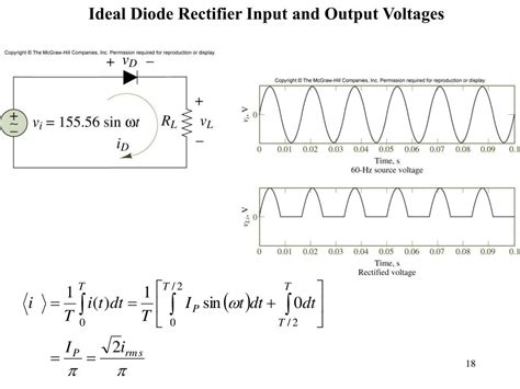 diode rectifier lecture notes ppt lecture 2 semiconductor diodes powerpoint presentation id 635881