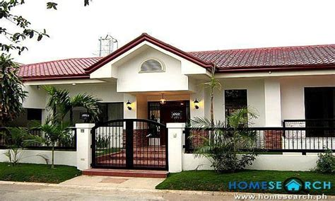bungalow style house plans bungalow house plans philippines design philippine
