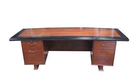 ori furniture cost monteverdi young massive executive desk with leather