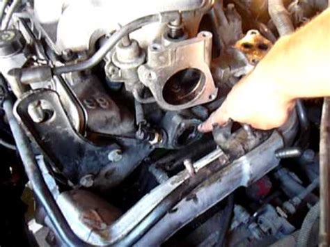 pontiac grand  head gasket removal engines